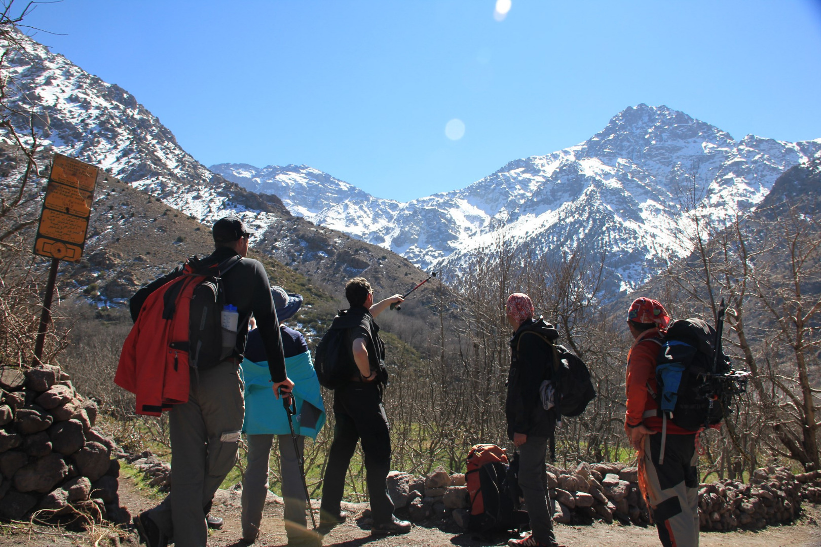 Berber villages & Atlas Mountains Via Sahara Desert 5 days 4 nights combined From Marrakech