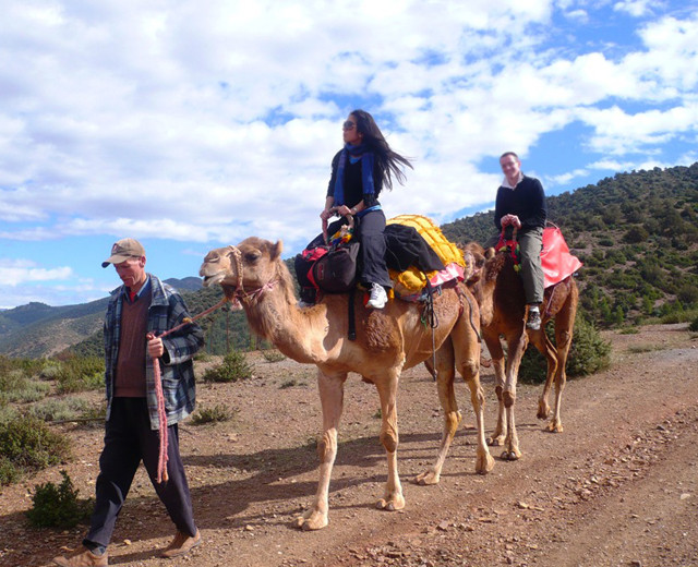 Day trip to Atlas mountains with Camel Ride from Marrakech
