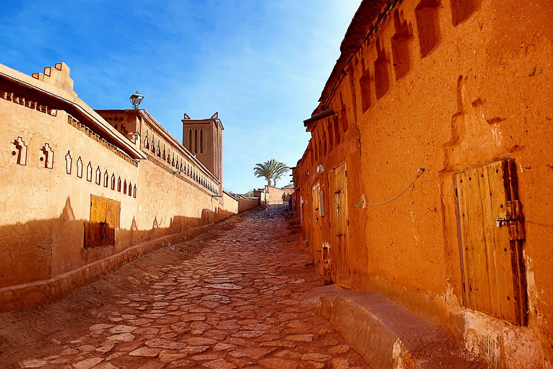 Day Trip To Ouarzazate and Ait ben Haddou from Marrakech