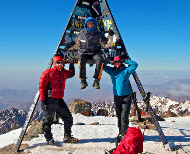 Toubkal ascent 3 days 2 Nights trek from Marrakech