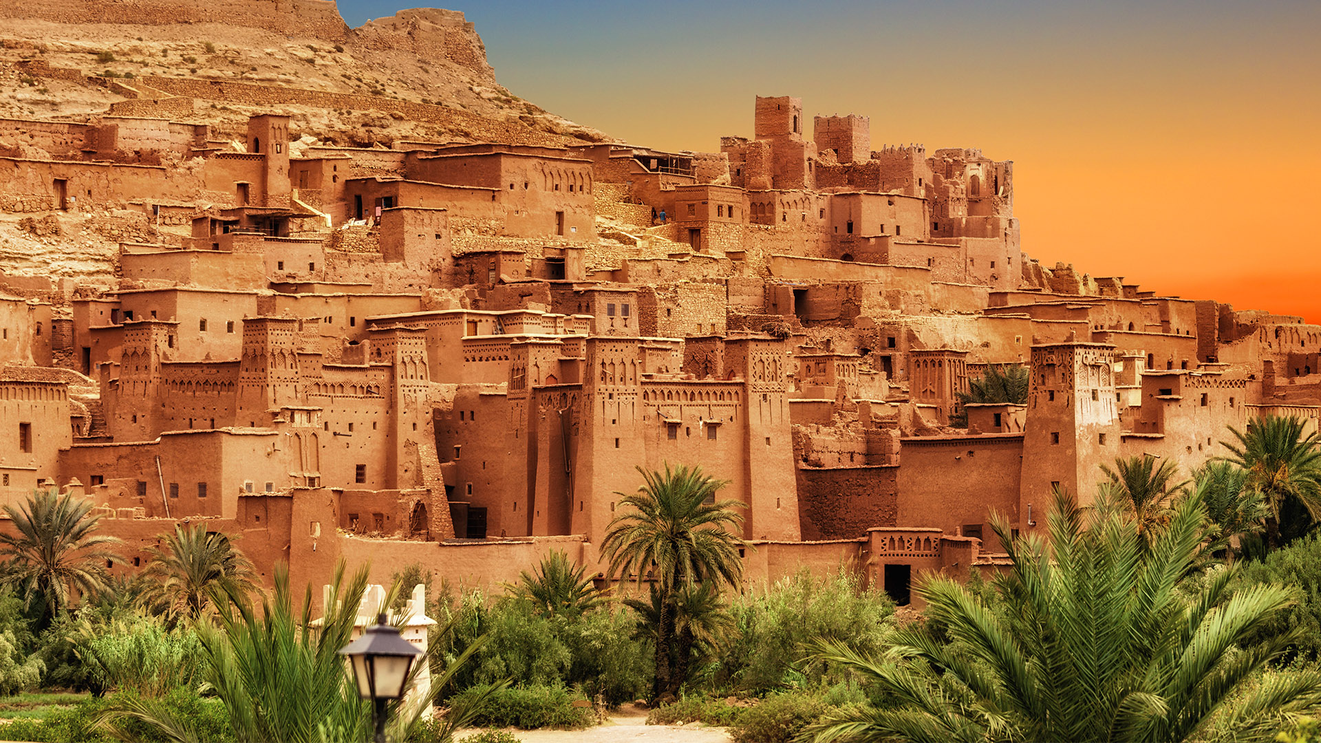 The south of the Moroccan Atlas & Desert Camel ride 4 days 3 nights Tour From Marrakech